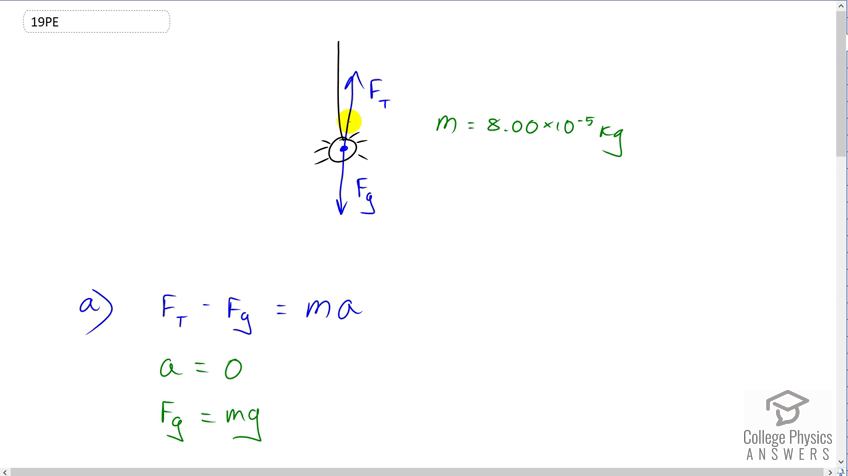 OpenStax College Physics Solution, Chapter 4, Problem 19 (Problems &  Exercises)