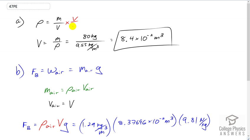 OpenStax College Physics Solution, Chapter 11, Problem 47 (Problems &  Exercises)