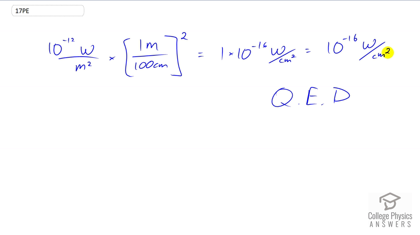 OpenStax College Physics Solution, Chapter 17, Problem 17 (Problems &  Exercises)