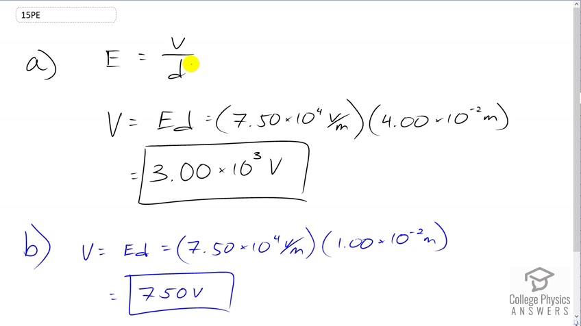 OpenStax College Physics Solution, Chapter 19, Problem 15 (Problems &  Exercises)