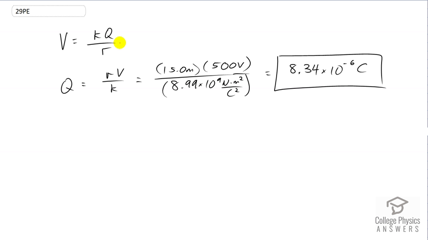 OpenStax College Physics Solution, Chapter 19, Problem 29 (Problems &  Exercises)