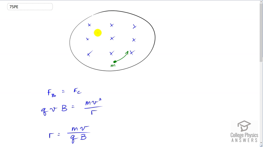 OpenStax College Physics Solution, Chapter 22, Problem 75 (Problems &  Exercises)
