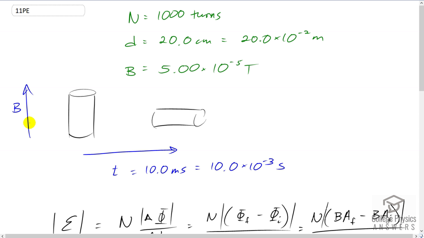 OpenStax College Physics Solution, Chapter 23, Problem 11 (Problems &  Exercises)