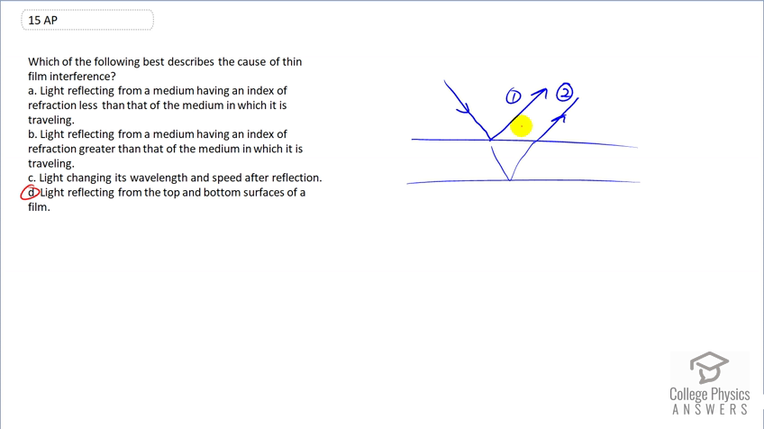 OpenStax College Physics Solution, Chapter 27, Problem 15 (Test Prep for  AP® Courses)