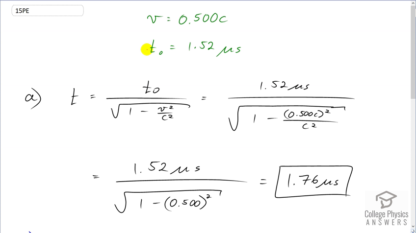 OpenStax College Physics Solution, Chapter 28, Problem 15 (Problems &  Exercises)