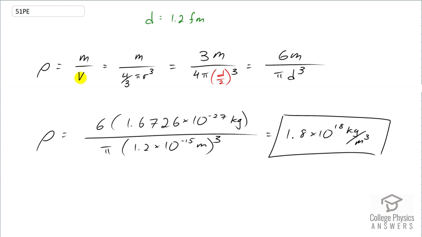 OpenStax College Physics Solution, Chapter 30, Problem 51 (Problems &  Exercises)